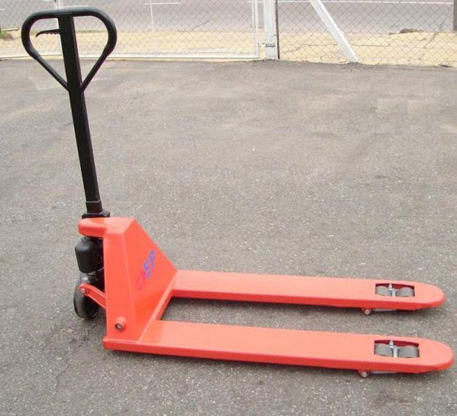 Servicios equipos usados carretillas hidraulicas - Carretillas manuales precios ...
