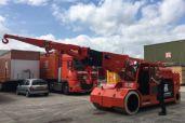 Grua GF 500   50 Ton Eléctrica o Diesel